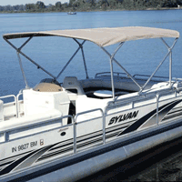 A comprehensive catalog of parts and accessories for rebuilding and repairing your pontoon.